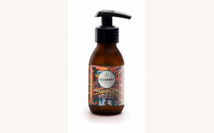 """Гидрофильное масло для сухой и чувствительной кожи """"Red gold Italy"""""""